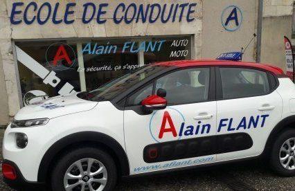 Auto école à Fontenay le comte