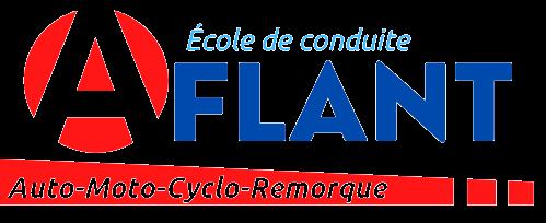 Alain Flant Auto-école Logo